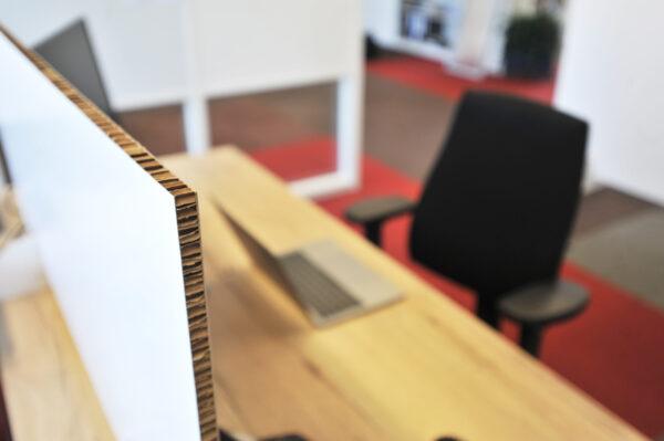 bureauscherm reboard